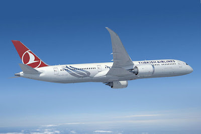B787-9 Turkish Airlines