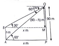 Railway Exam –Aptitude (Trigonometry) Problems
