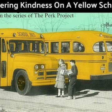 Discovering Kindness On A Yellow School Bus