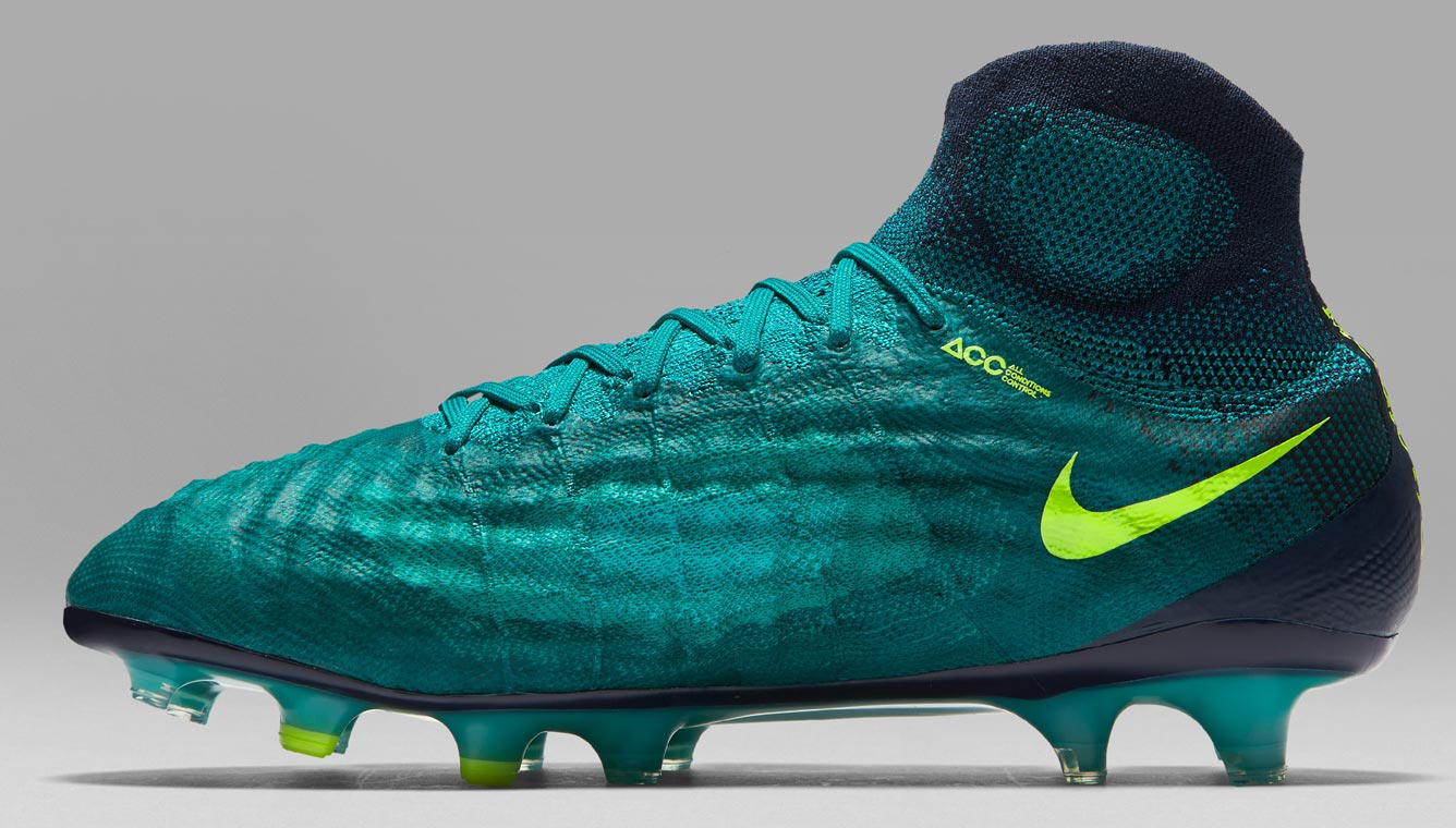 rio teal nike magista obra ii 2016 2017 boots released footy headlines. Black Bedroom Furniture Sets. Home Design Ideas