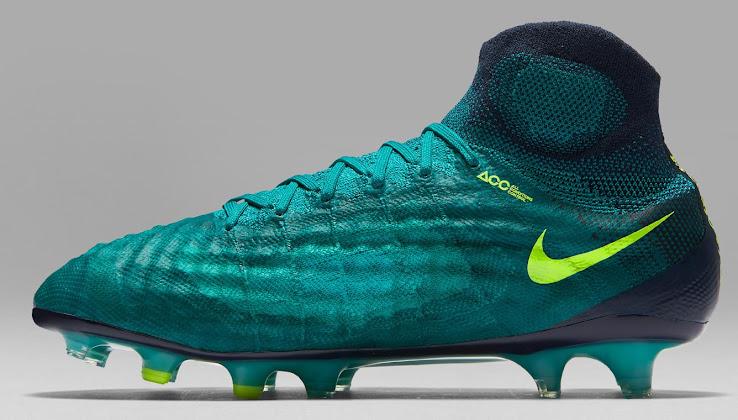 quality design 0ead7 c13b8 Rio Teal Nike Magista Obra II 2016-2017 Boots Released ...