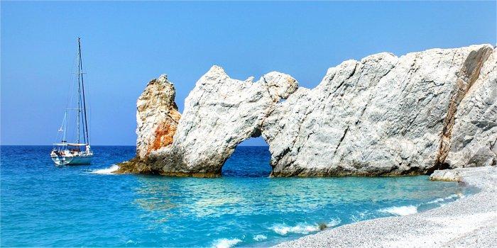 Isola di Skiathos, Sporadi, Grecia