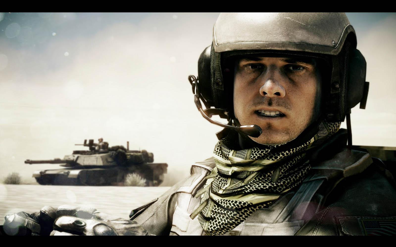 Wallpapers: Battlefield 3 Game Desktop Wallpapers