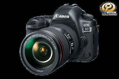 Canon EOS 5D Mark IV Driver Download Windows, Mac