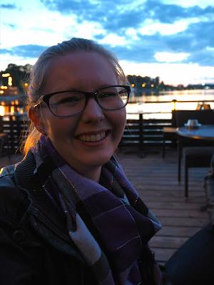 Saippuakuplia olohuoneessa- blogi, Kuva Hanna Poikkilehto, Lappeenranta, Saimaanranta, Olympus Pen E-PL 7, Kasinon terassi