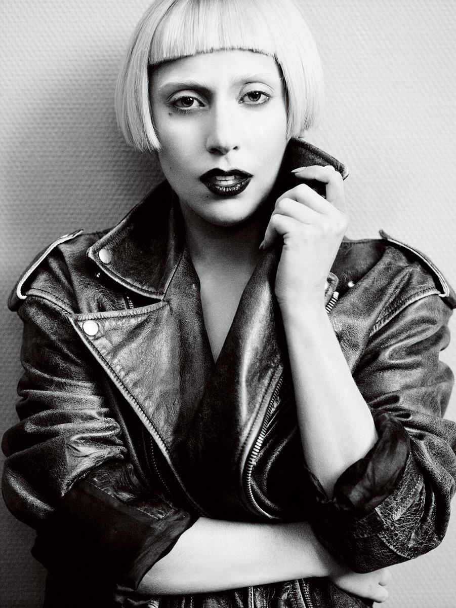 Fashionista: Lady Gaga para Vogue: I am completely self