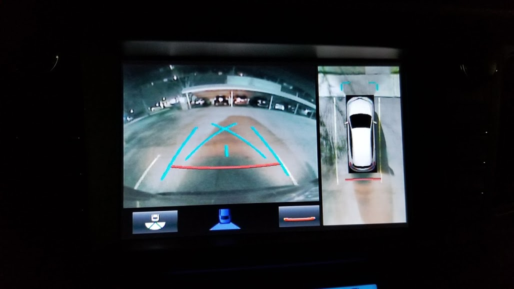 I Also Really Liked Its Backup Camera It Not Only Showed You What Is Directly Behind But A Birds Eye View Which Have Never Seen