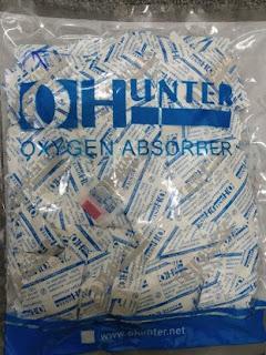 Bán gói hút oxy OHunter giá rẻ