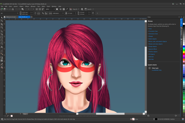 CorelDRAW Graphics Suite 2019 for macOS and Windows launched