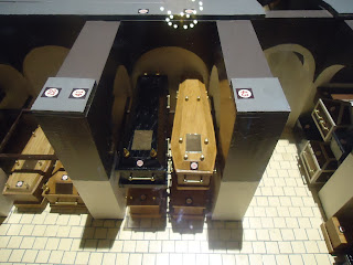 Delft new Church Royal Crypt model