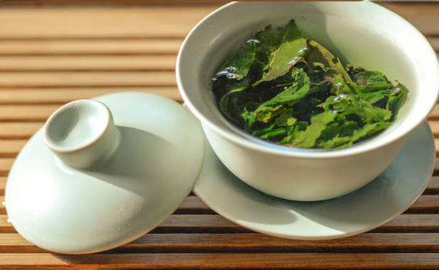 Use Green Tea To Aid Weight Loss