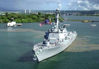 U.S. Navy courtesy photo Daniel Inouye
