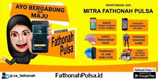 FathonahPulsa.id Web Resmi Fathonah Pulsa Elektrik Termurah Bogor Depok Jawa Barat