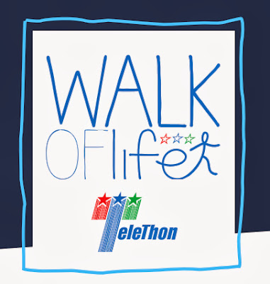 Logo walk of life