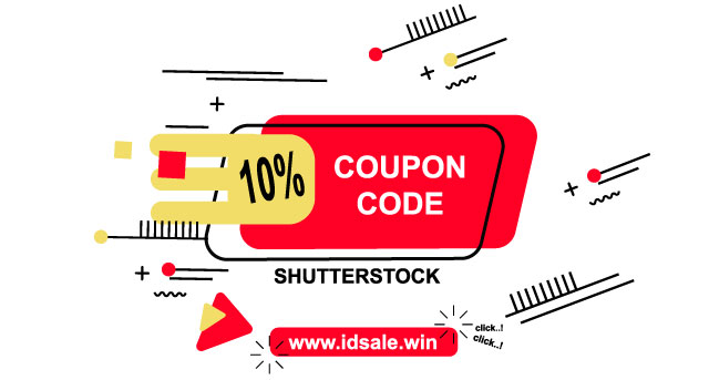 Kode Kupon 10% Offer ShutterStock