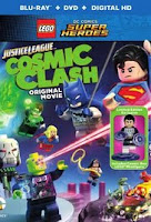LEGO: Justice League - Cosmic Clash (2015) Poster