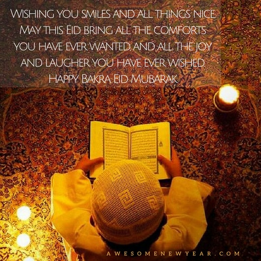 Eid Mubarak Quotes
