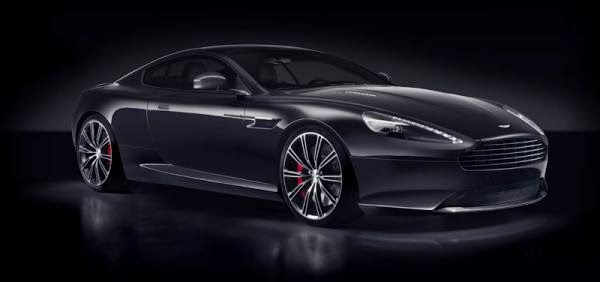 Aston Martin DB9 Carbon Edition Specification