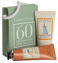 Crabtree & Evelyn Gardeners 60 Second Fix for Hands Mini Kit