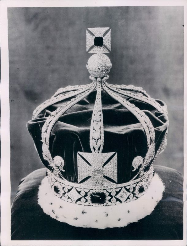 Imperial Crown of India - 1937