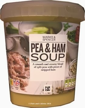 Marks & Spencer Pea & Ham Soup