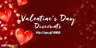 Callingmart Valentine's Day Sale