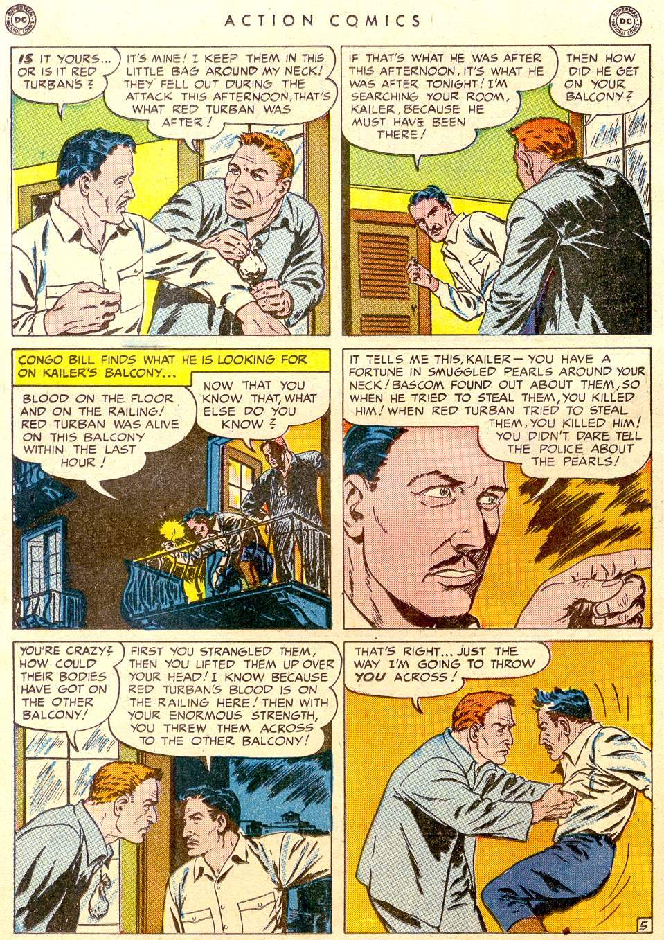 Action Comics (1938) 143 Page 25