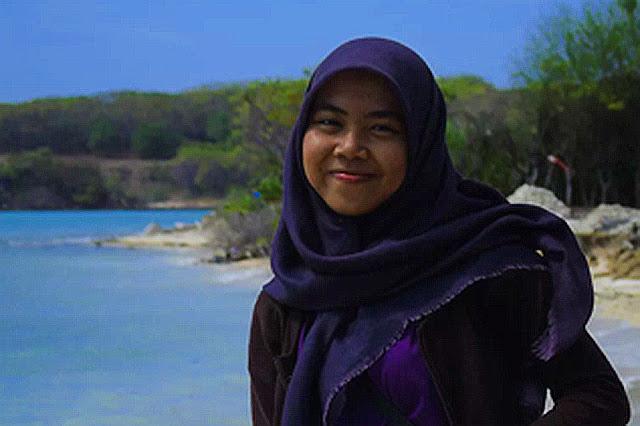 nickmatus solicha relawan kegiatan trip teaching Saghara Elmo