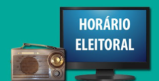 Propaganda eleitoral no rádio e na TV começa nesta sexta-feira (31)