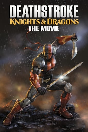 Siêu Sát Thủ Và Rồng - Deathstroke: Knights & Dragons: The Movie