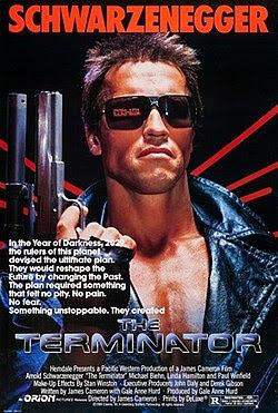 A Banda Sonora da Semana #19 com Arnold Schwarzenegger e Exterminador Implacável