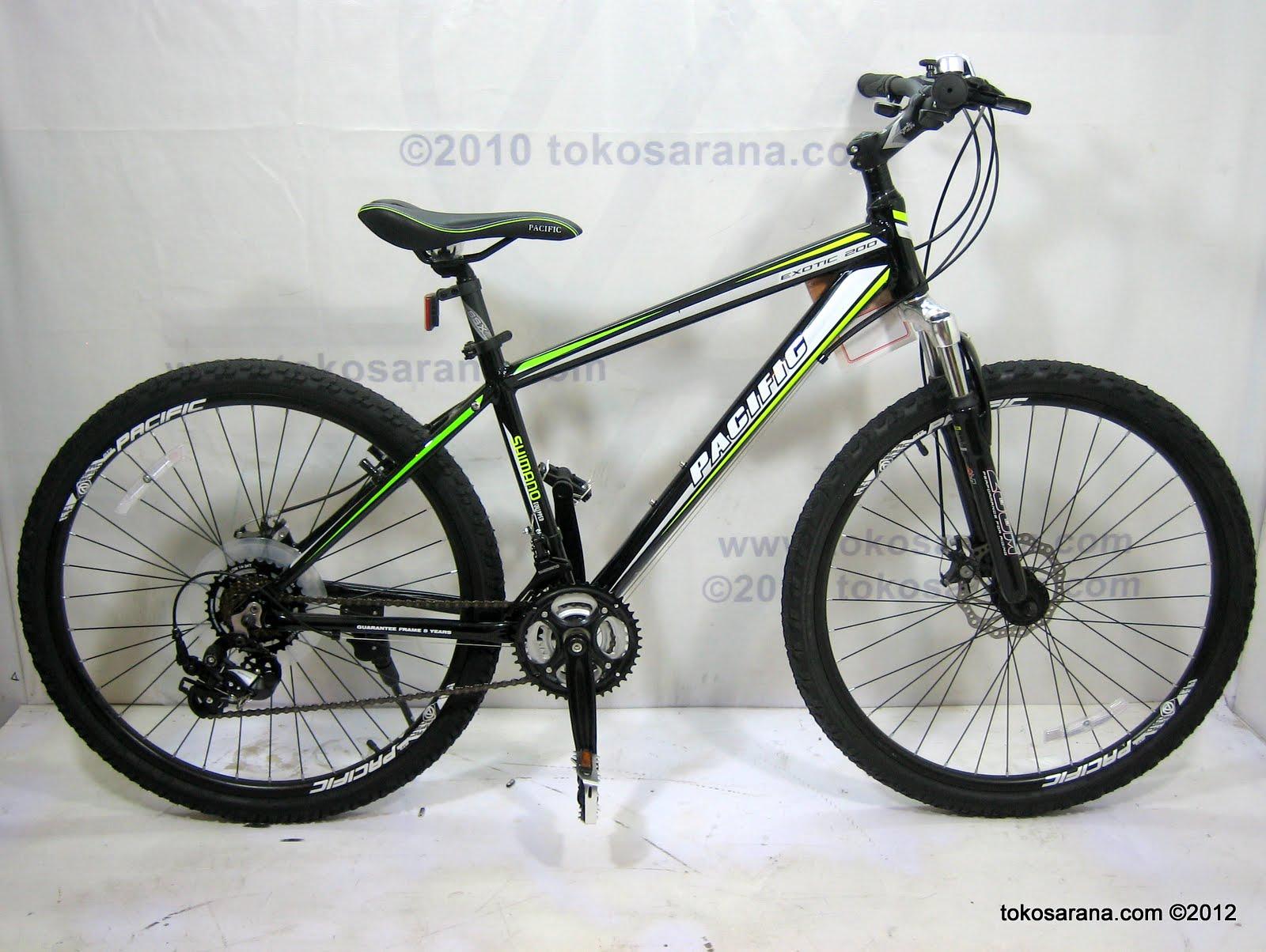 tokosarana™ | Mahasarana Sukses™: Sepeda Gunung Pacific ...