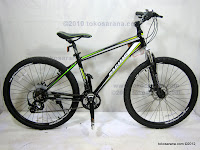 A 26 Inch Pacific Exotic 200 HardTail Mountain Bike