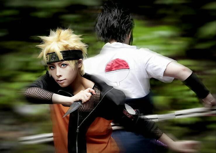 Naruto Uzumaki (Naruto Shippuden) Cosplay by Yuito