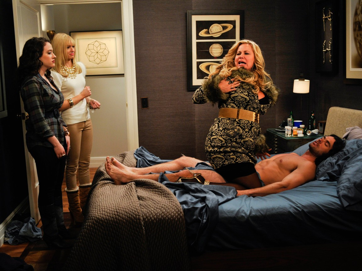 2 Broke Girls - Season 1 Episode 15: And the Blind Spot