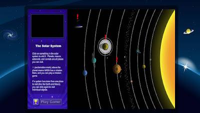 http://spaceplace.nasa.gov/solar-system-explorer/en/#/review/solar-system-explorer/game.swf