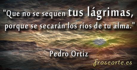 Frases para el alma, Pedro Ortiz