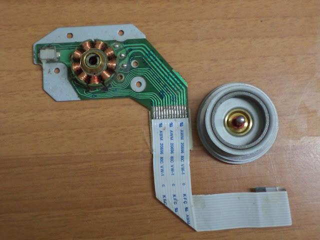 Electronics Note Sensored Cd Rom Bldc Motor Hall Effect