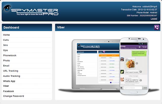 WhatsApp Spymaster PRO para Android e iOS