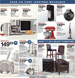 Home Outfitters Canada Flyer September 22 - 28, 2017