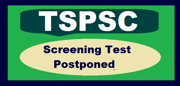 TSPSC, TS State, TS Residential Collges, Librarians, Junior Lecturers, Degree College Lecturers, Principal, Screening Test, Preliminary Exam