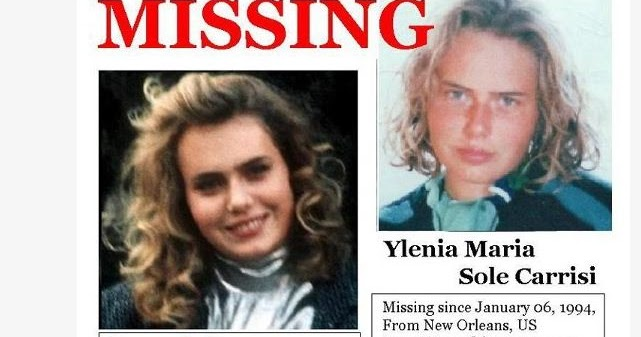 A TRIP DOWN MEMORY LANE: THE FINAL WORD ON YLENIA CARRISI