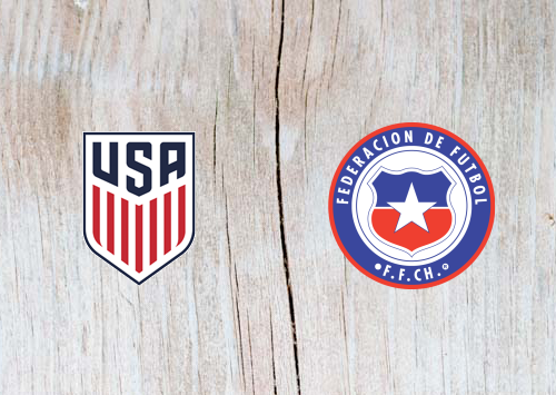 USA vs Chile - Highlights 27 March 2019