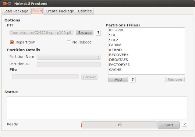 Conheça e instale o Heindall ferramenta para Rom's em dispositivos Galaxy!