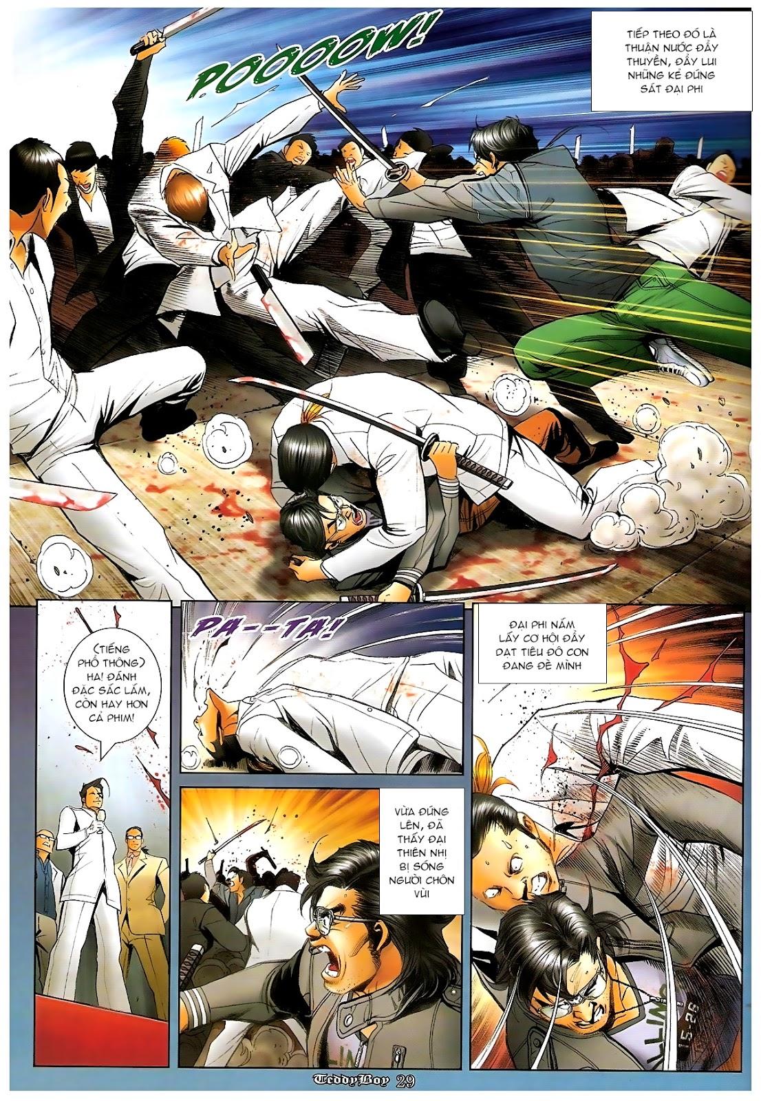 Người Trong Giang Hồ - Chapter 1220: Người đầu tiên lên đường - Pic 23