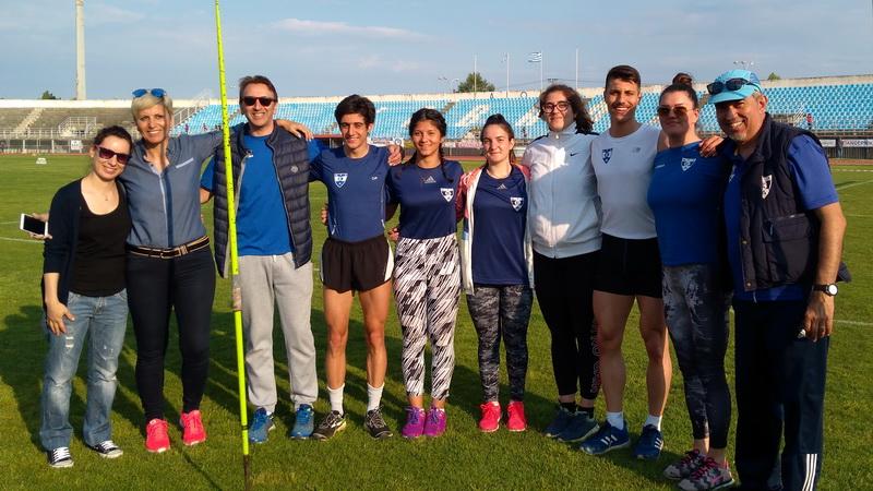 Τέσσερα μετάλλια για τον Εθνικό Αλεξανδρούπολης στο Διασυλλογικό Πρωτάθλημα Στίβου