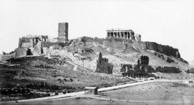 Ο Χαμένος πύργος της Ακρόπολης είχε ύψος 26 μέτρα