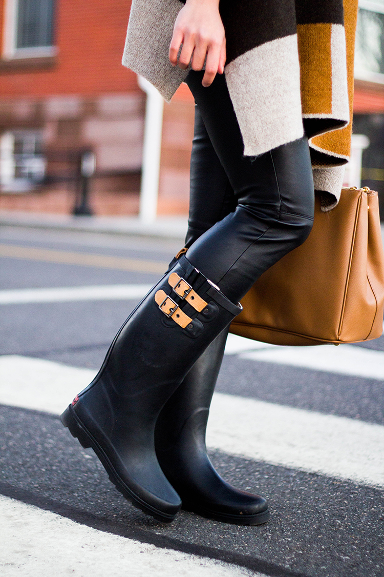 Top Rain Boots - Cr Boot