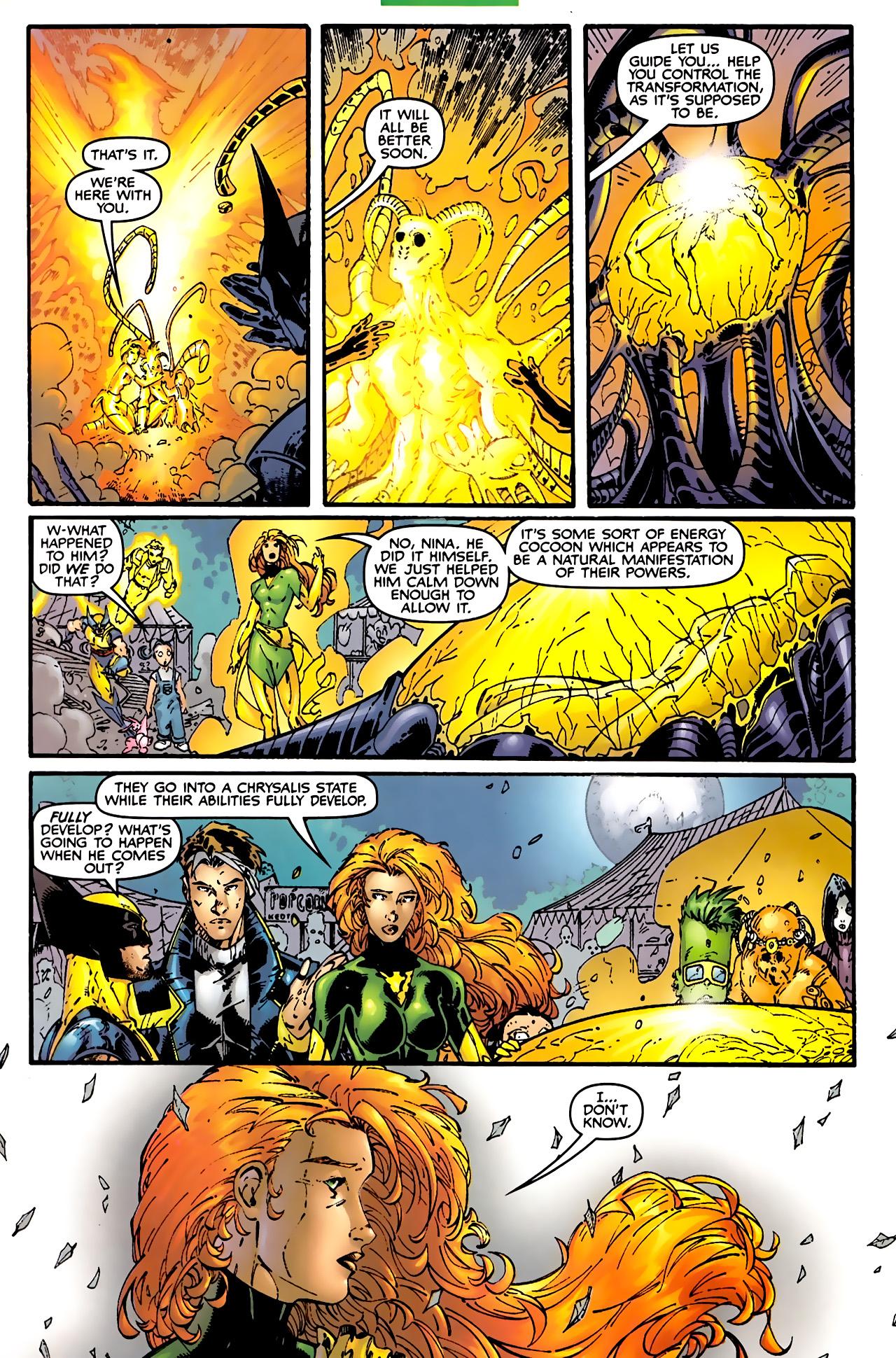Read online Astonishing X-Men (1999) comic -  Issue #2 - 20