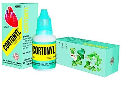 Thuốc trợ tim Cortonyl của OPC
